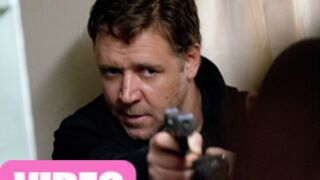 Quand Russell Crowe remplace Vincent Lindon (VIDEO)