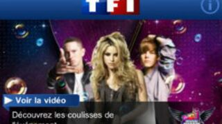 TF1 dévoile son application iPad