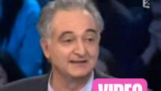 Vidéo : Attali quitte le plateau de Ruquier
