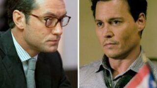 Jude Law rejoint Johnny Depp au casting du prochain Wes Anderson