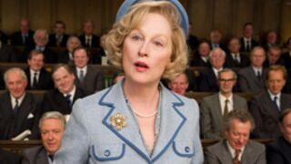 Meryl Streep, en route pour son troisième Oscar grâce à La Dame de fer ?