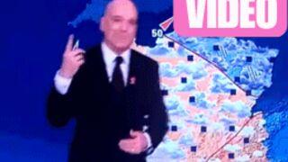Euro 2012 : bug météo sur TF1 pendant Allemagne-Portugal (VIDEO)