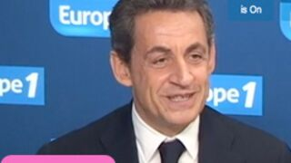 Nicolas Sarkozy est fan de The Voice ! (VIDEO)