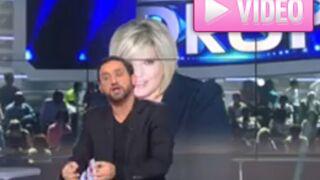 Cyril Hanouna répond aux critiques de Laurence Boccolini (VIDEO)