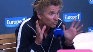 Grosse colère de Denis Brogniart à Europe 1 ! (VIDEO)