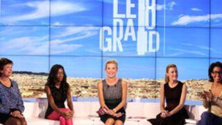 Le Grand 8 : L'émission de Laurence Ferrari déplacée