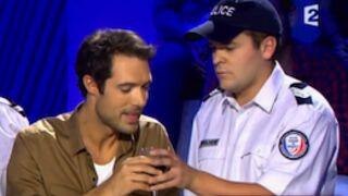 Nicolas Bedos débarque sur le plateau d'ONPC sous escorte policière (VIDEO)