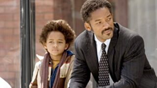 Will Smith et son fils Jaden chez M. Night Shyamalan