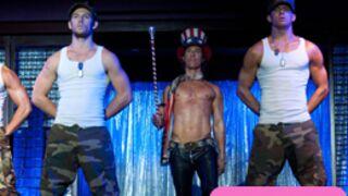 Magic Mike : Channing Tatum et Alex Pettyfer se dénudent ! (VIDEO)