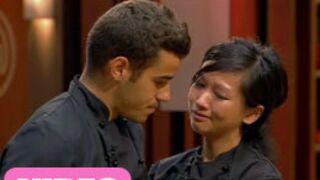 MasterChef : Karim et Claire échouent en quart de finale (VIDEO)