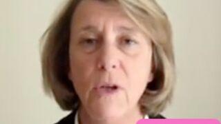 """Arlette Chabot vous dit """"au revoir"""" (VIDEO)"""