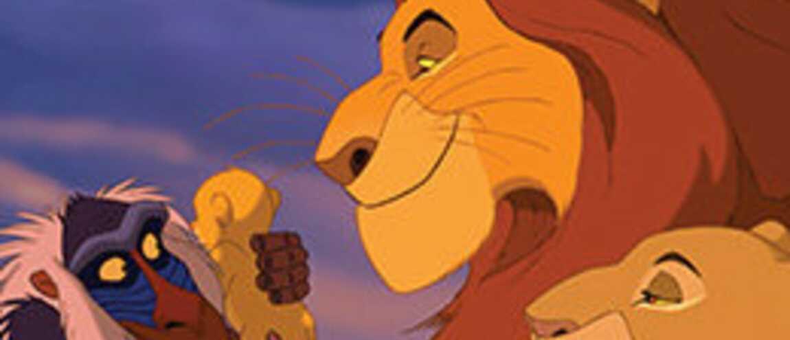 Le roi lion un nouveau dessin anim et une s rie autour du fils de simba - Dessin anime de corneil et bernie ...
