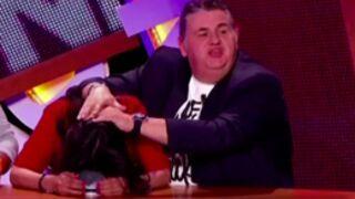 Pierre Ménès maltraite une candidate... Le Zapping Jeux (VIDEO)