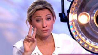 C à vous : Anne-Sophie Lapix commet (encore !) une boulette ! (VIDEO)