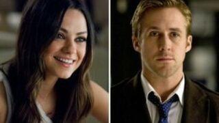 Ryan Gosling et Mila Kunis élus célébrités les plus désirables !