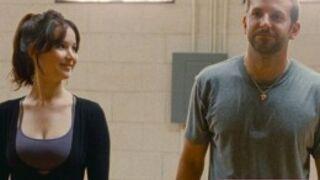 Bradley Cooper et Jennifer Lawrence pètent un câble (VIDEO)