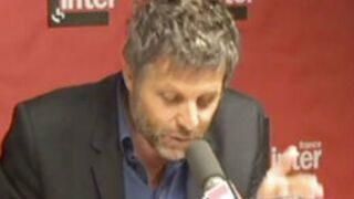 Stéphane Guillon viré de France Inter (VIDEO)