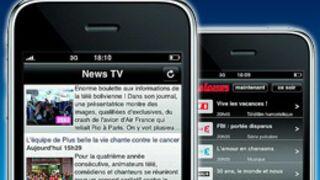 Retrouvez Tele-Loisirs.fr sur votre Iphone