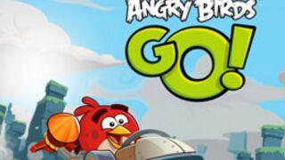 Angry Birds Go : les oiseaux enragés en mode Mario Kart ! (VIDEO)