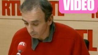 Zemmour défend Christian Vanneste, député accusé d'homophobie (VIDEO)