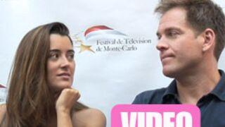 NCIS : L'interview de Cote de Pablo et Michael Weatherly ! (VIDEO)