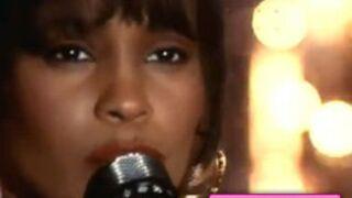 Whitney Houston en trois célèbres clips ! (VIDEOS)
