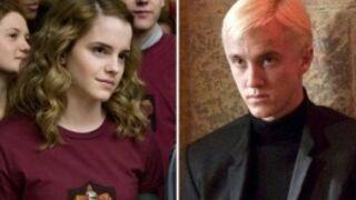 Harry Potter : Emma Watson était amoureuse de... Drago Malefoy !
