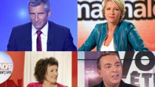 Massenet, Morandini, Nagui... Les gagnants et perdants de la rentrée télé