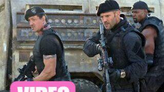 Expendables 2 : Un premier extrait avec Stallone et Statham (VIDEO)