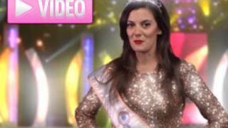 La Speakerine, future Miss France ? Pas sûr...  (VIDEO)