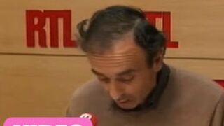 La chronique assassine d'Eric Zemmour contre l'équipe de France (VIDEO)