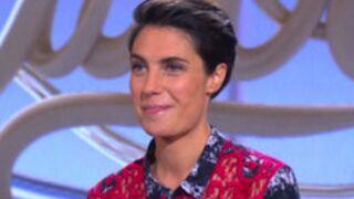 Alessandra Sublet travaille sur un projet d'émission pour France 2