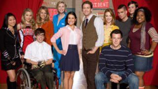 Les acteurs de Glee invités chez les Obama !