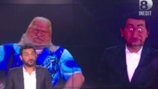 Cyril Hanouna juge sa marionnette des Guignols de l'Info (VIDEO)