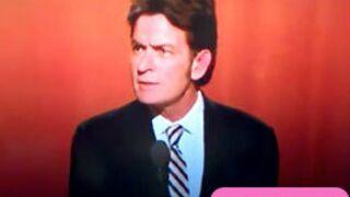 Emmy Awards : Charlie Sheen fait son mea culpa (vidéo + palmarès)