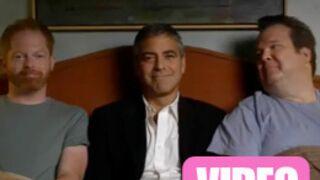 Emmy Awards : George Clooney dans un sketch (VIDEOS)