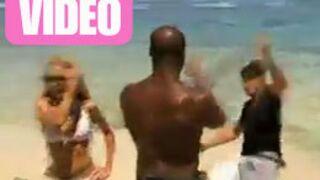 L'Ile des vérités : Giuseppe violemment bousculé par Victor (VIDEO)