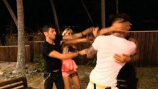 L'Ile des vérités : Violente bagarre entre Florent et Samir... (VIDEO)