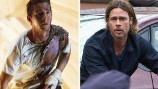 Shia LaBeouf : futur soldat aux côtés de Brad Pitt ?