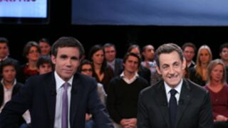 Audiences : Nicolas Sarkozy plus fort que François Hollande