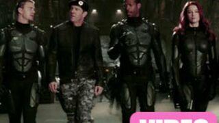 G.I. Joe 2 : Bruce Willis à la rescousse ! (VIDEO)