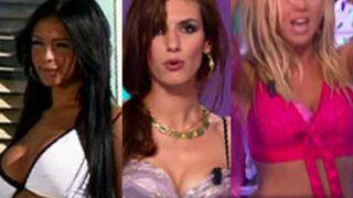 Nabilla, Enora Malagré, Doria Tillier... les moments les plus sexy de l'année (VIDEOS)