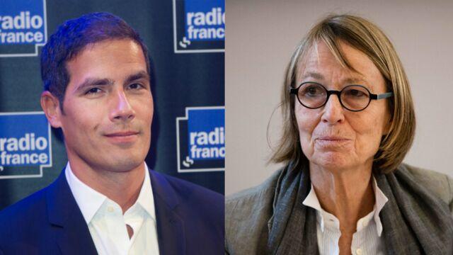 La ministre de la Culture s'exprime sur le cas du patron de Radio France, condamné pour favoritisme à l'INA