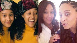 Sister, sister : les jumelles Tia et Tamera Mowry n'ont pas changé ! (PHOTOS)