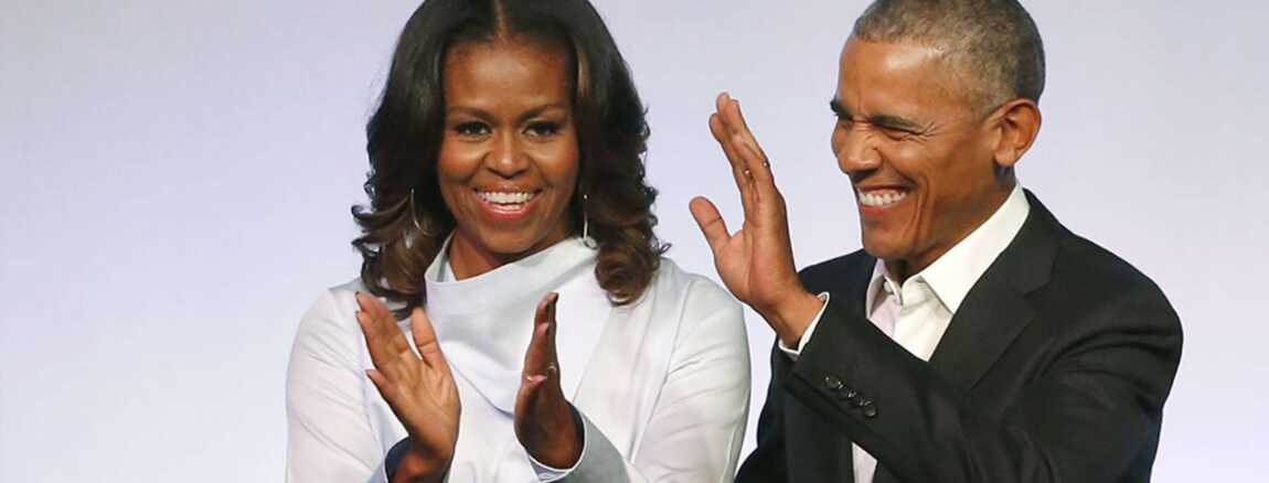 Barack Obama Son Joli Message D Amour Pour L Anniversaire De Sa