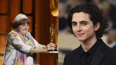 Oscars 2018 : Agnès Varda, Timothée Chalamet… Qui seront les représentants de la France ?