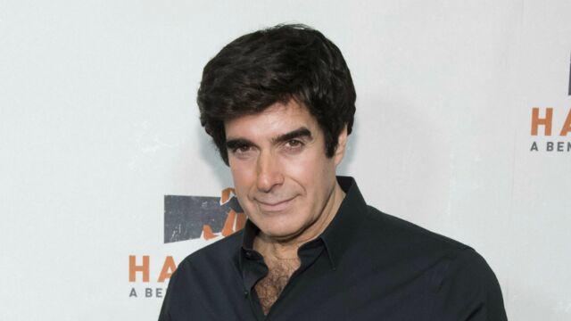 David Copperfield accusé d'agression sexuelle sur une mineure