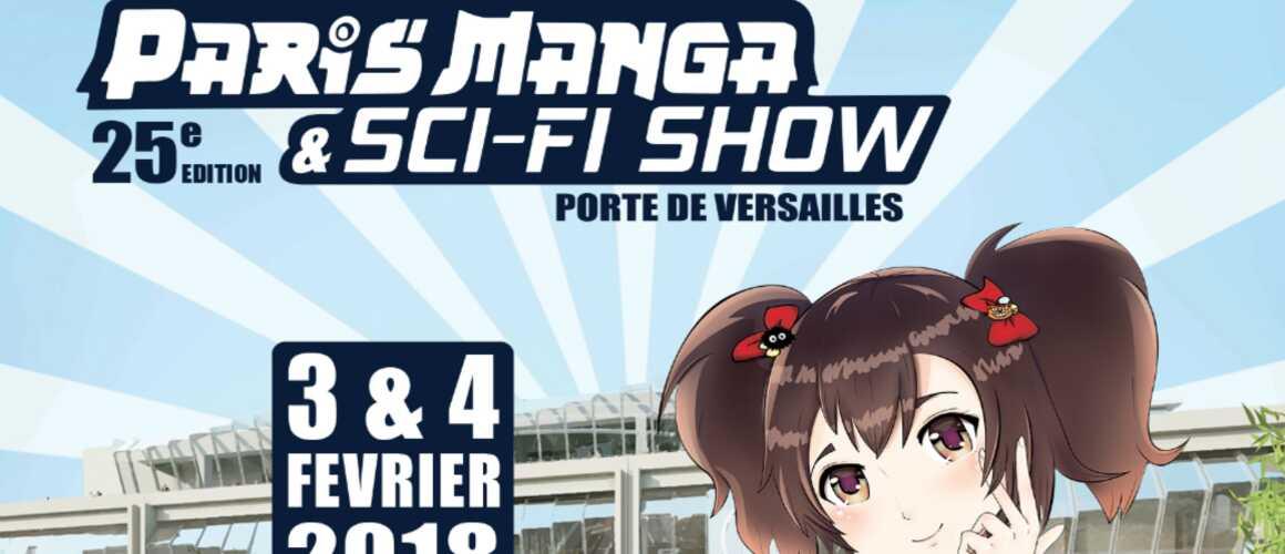 Paris manga sci fi show richard dean anderson pr sent for Expo paris fevrier