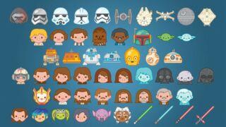 Star Wars : Le Réveil de la force débarque en version emoji (VIDEO)