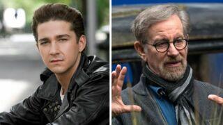 Shia LaBeouf : travailler avec Steven Spielberg ? Il n'a pas aimé ça !